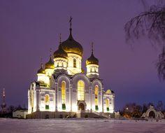 Новые православные храмы России. 1990-2010-е гг. Фотообзор (Часть 1)