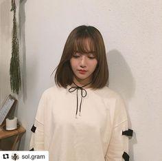Haircut medium bangs korean 46 new Ideas Trendy Haircuts, Haircuts For Long Hair, Girl Haircuts, New Haircuts, Hairstyles With Bangs, Girl Hairstyles, Korean Short Hair Bangs, Asian Short Hair, Girl Short Hair