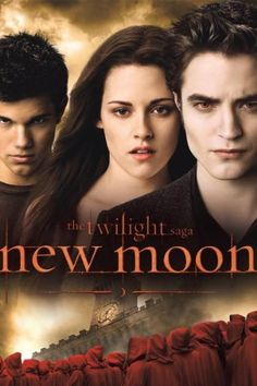 The Twilight Saga: New Moon From Team Edward to Team Jacob... Who would have thought he was Shark Boy?