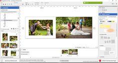 Fotobuch, Saal-Design-Software-I