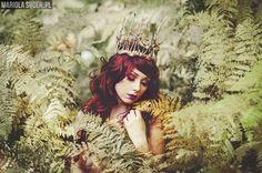 queen, autumn, królowa, lasu, jesueni, jesień, beauty,
