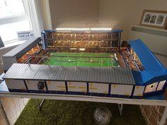 Table Football, Goodison Park, Everton Fc, Semi Final, Sports Games, Best Games, Random Stuff, Lego, Tables