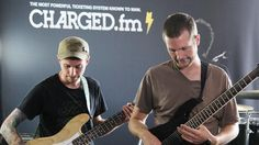 Dumb Waiter Rocks Out at CHARGED.fm LIVE's Studio. #DumbWaiter #RVA #CheeseVader