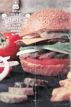 Wingers by The Office , via Behance
