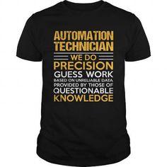 AUTOMATION TECHNICIAN v1 T-Shirts & Hoodies