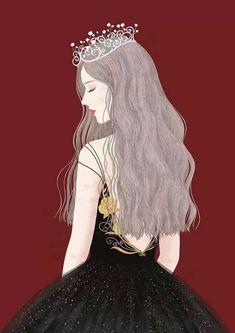 M Anime, Anime Art Girl, Girl Cartoon, Cartoon Art, Cartoon Drawings, Cute Drawings, Fantasy Sketch, Cute Girl Wallpaper, Beautiful Anime Girl