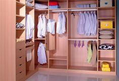 Image result for small u shaped walk in robe walk through wardrobe designs