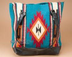 Zapotec Southwest Style Wool Rug Purse (p403)
