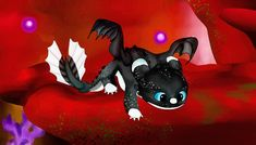 "Páči sa mi to: 550, komentáre: 18 – NIGHTLIGHTALBINO (@nightlightfuryalbino) na Instagrame: ""Nightlight 3 Female in my headcanon #httydart #howtotrainyourdragon #httyd2 #httyd3 #httyd…"" Httyd Dragons, Httyd 3, Chinese Dragon Drawing, Dragon Movies, Warrior Cats Art, Dragon Rider, Night Fury, Nightlights, Toothless"