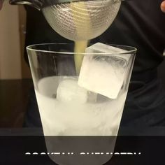 Cocktail Chemistry - How To Make The Penicillin