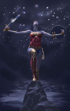 Wonder Woman - here is where you can find that Perfect Gift for Friends and Family Members
