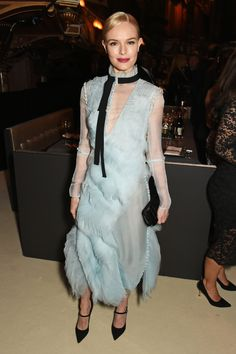 Kate Bosworth in Erdem at the British Fashion Awards