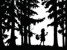 Laura Barrett - Little Red Riding Hood