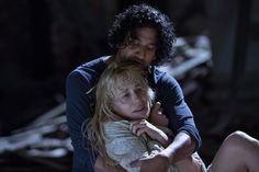 Daryl Hannah and Naveen Andrews Sense8 Interview #sense8 #naveenandrews
