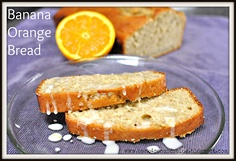 Back For Seconds: Banana Orange Bread