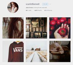 Scarlet Benoit....we found her.