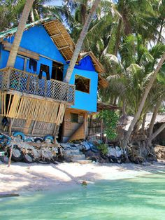 Treehouse on the beach in Siquijor | 20 Photos of the Philippines that will make you want to pack your bags and travel © Sabrina Iovino | JustOneWayTicket.com