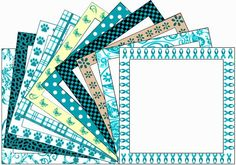 Teal Prints For OVARIAN Cancer Awareness
