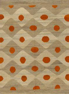 tamsinjohnson:  Rug pattern