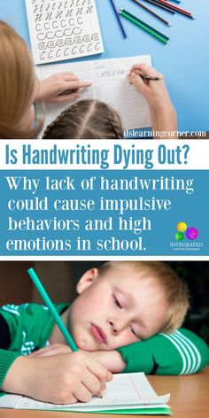 Handwriting: Is Handwriting Dying Out? – Why Lack of Handwriting Could Cause…