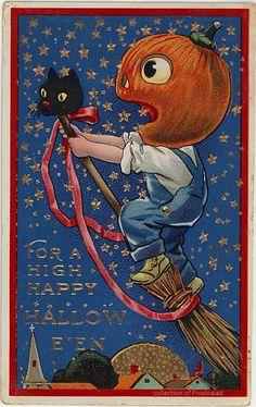 Vintage Halloween #halloween| http://welcometohalloween.lemoncoin.org