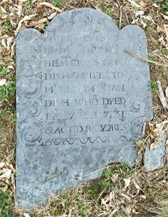 Standish, Desire (Doty) 6th Great Grand Aunt