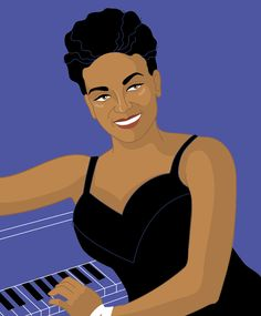 Hazel Scott - Level 3 |Hazel Scott was one of the greatest jazz musicians you have never heard about. She was a spirited musician, and actress who used her place in the spotlight to advocate for racial justice. Hazel Dorothy Scott was born on June 11, 1920, in Port of Spain, in the Caribbean country of Trinidad and Tobago. Four years later, her family moved to the United States and settled in Harlem.