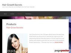 Awesome Hair Grow Secrets