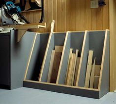 Cutoff Catchall Woodworking Plan from WOOD Magazine