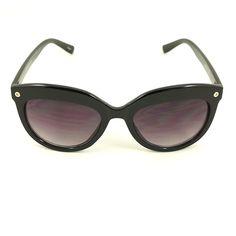 LA Sunglasses Black Kattitude Sunglasses for sale at Cats Like Us  #retro #sunglasses #newarrivals #cateye #round #sunnie #accessories #pinup #rockabilly #fashion