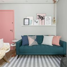26 Best Ideas For Apartment Flat Design Couch Living Room Decor Inspiration, Cool Apartments, Home Wallpaper, Trendy Home, Home Office Decor, Flat Design, Room Colors, Cheap Home Decor, Decoration