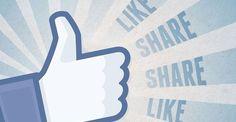 Facebook Beğen (Like) Butonu Değişti