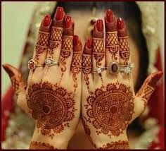 Round Bridal Mehndi Design For Backhand Round Mehndi Design, Indian Mehndi Designs, Mehndi Design Images, Henna Designs Easy, Beautiful Mehndi Design, Latest Mehndi Designs, Bridal Mehndi Designs, Henna Tattoo Designs, Henna Tattoos