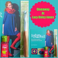 Lazy Daisy Jones.... giveaway alert.... http://lazydaisyjones.blogspot.co.uk/