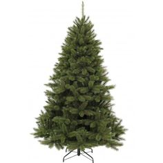 Bristlecone #Pine #Artificial #Christmas #Tree - This bushy tree will look great in any room at Christmas sizes 6/7ft
