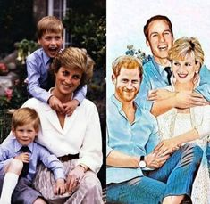 Prince William Is Firmly Adamant About One Rule In His Household And His Late Mother Princess Diana Has Everything To Do With It - All Cute All The Time