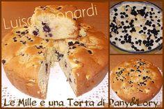 Le Mille e una Torta di Dany&Lory: TORTA ALLO YOGURT CON MORE E MELE
