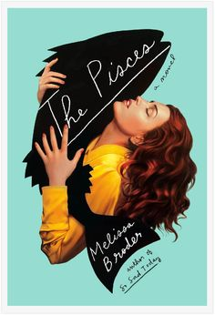 the pisces book cover design
