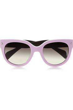 Shop now: Prada sunglasses
