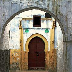 Mosque' door and arche by Zé Eduardo..., via Flickr