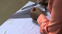 How To Use Tailor's Tacks with Pam Howard from The Classic Tailored Shirt