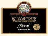 NV Wilson Creek Almond Champagne Sparkling 750mL