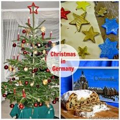 Christmas in Germany for Kids - St Nicholas Day tradition, crafts, sweets.