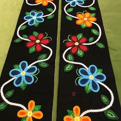 Posts tagged as Loom Beading, Beading Patterns, Embroidery Patterns, Indian Beadwork, Native Beadwork, Indigenous Education, Powwow Regalia, Beaded Moccasins, Ribbon Skirts