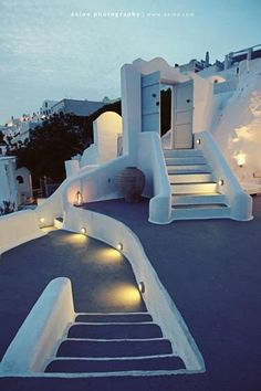 Santorini, Greece   <3
