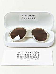 1b85f3d7a28 Maison Martin Margiela x Cutler and Gross Replica France Sunglasses