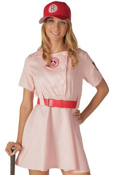 Rockford Peaches Costume