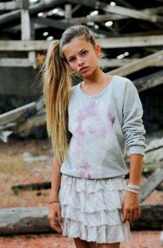 Thylane Blondeau | Tumblr