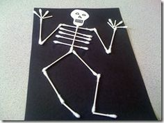 """Dem Bones"" (see this site for link to the song on School Tube)"