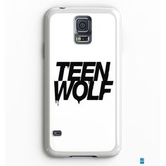 Teen Wolf White Samsung Galaxy S7 Case Aneend